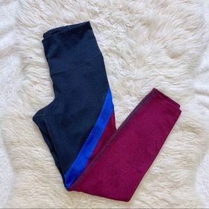 Old Navy Active Go-Dry Navy Workout Pants sz S
